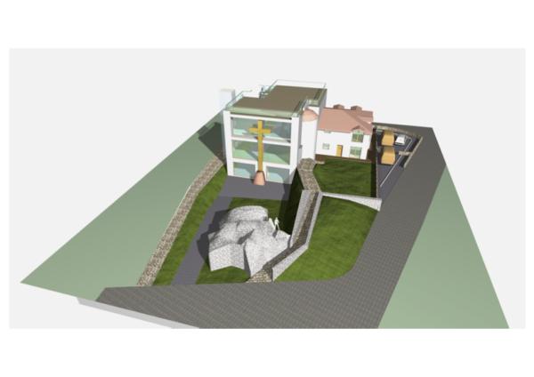 La casa di Medjugorje