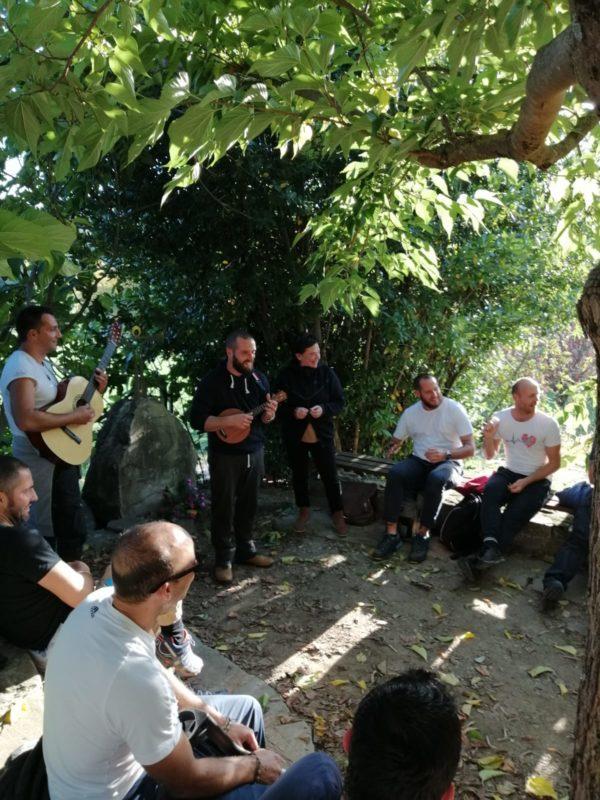 Pellegrinaggio in Toscana e Umbria